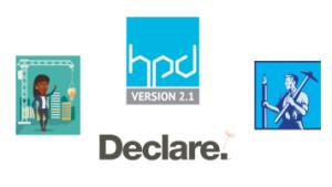 HPD Versus The Declare Label: Why Should Building Product Manufacturers Care?