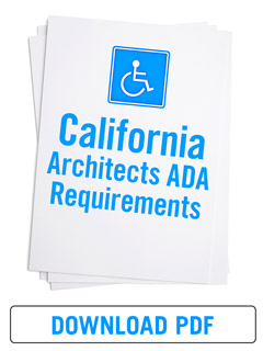 California ADA Requirements