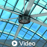 Be Cool: How Designers Can Improve Thermal Comfort with HVLS Fans